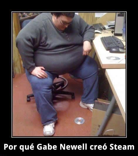 Por qué Gabe Newell creó Steam